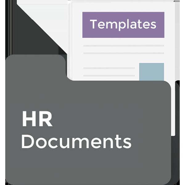 HR Document Templates