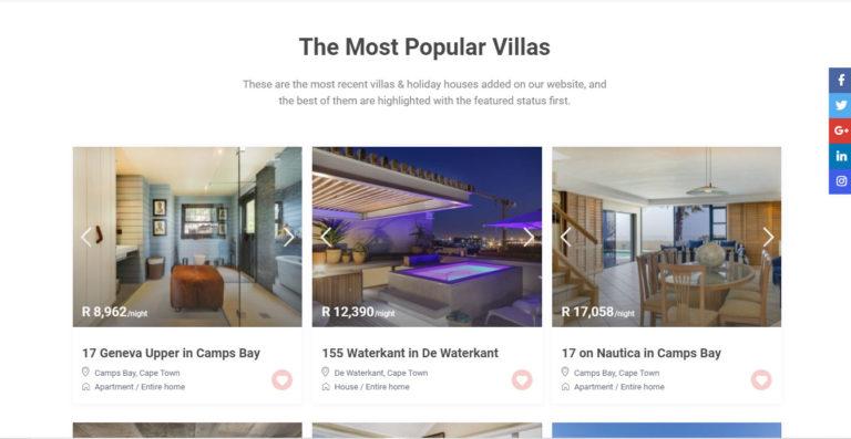 Popular-villas